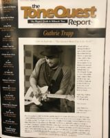 GT on ToneQuest Report