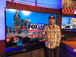 Live on Fox Nashville's Rock & Review